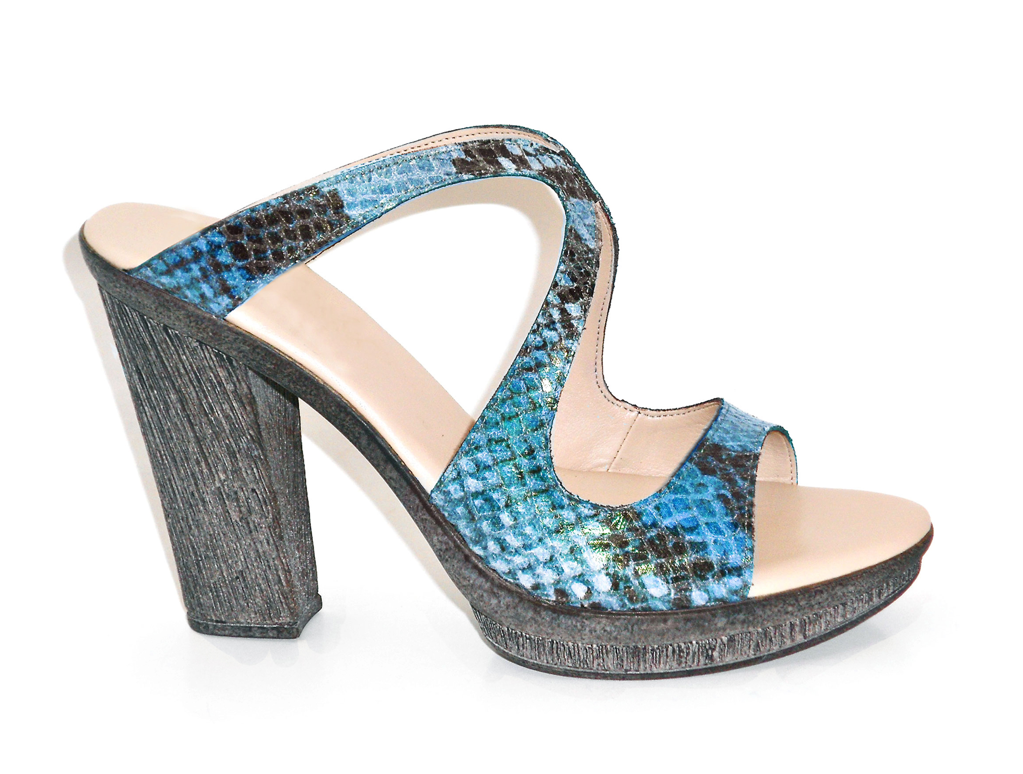 lindsay-star-toomey-designer-footwear-comfort-fashion-reptile-blue-shoes-heels-shoes-comfort-luxury-madeinusa-snakeskin